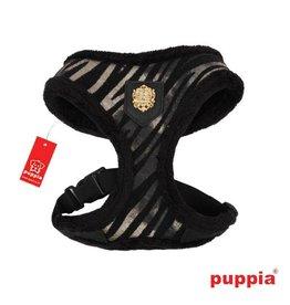 Puppia Puppia Polar Harnass model A black