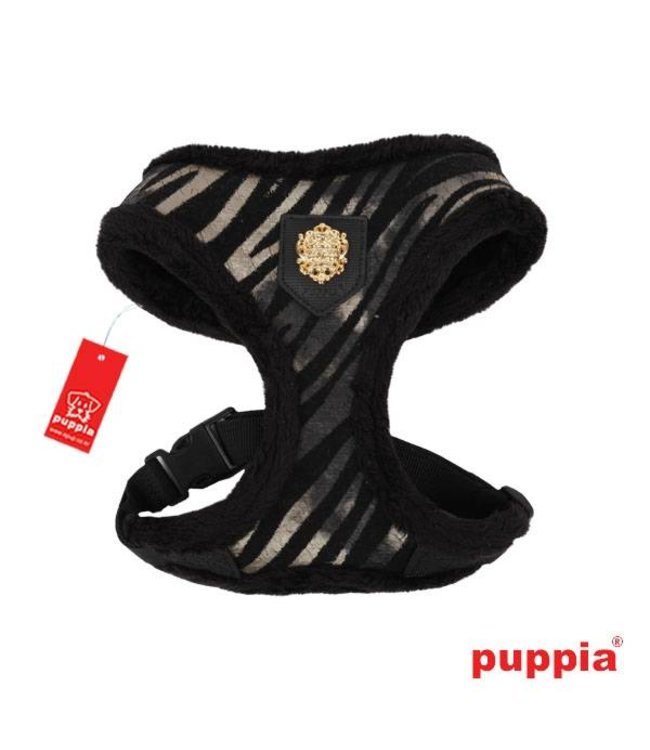 Puppia Puppia Polar Harnass model A black