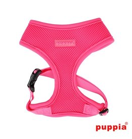 Puppia Puppia Neon Soft Harness model A Pink
