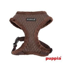 Puppia Puppia Farren harness model A brown