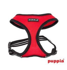 Puppia Puppia Smart Soft Harness model A red