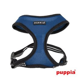 Puppia Puppia Smart Soft Harness model A royal blue