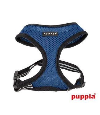 Puppia Puppia Smart Soft Harness model A royal blue