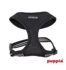 Puppia Puppia Smart Soft Harness model A black