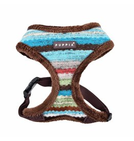 Puppia Puppia Crayon Harness model A Brown