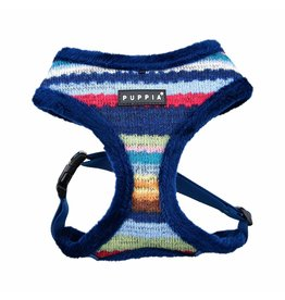 Puppia Puppia Crayon Harness model A Navy