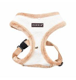 Puppia Puppia Gia Harness model A Ivory