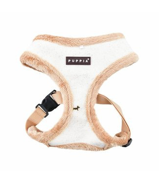 Puppia Puppia Gia Harness model A Ivory