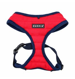 Puppia Puppia Mischief Harness model A Red