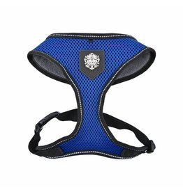 Puppia Puppia Thermal Soft Harness model A Royal Blue