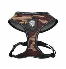 Puppia Puppia Thermal Soft Harness model A Camo