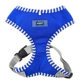 Puppia Puppia Harness Naunet Model A Royal Blue