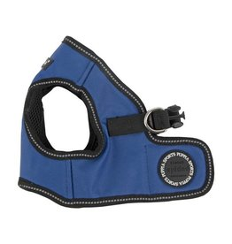 Puppia Puppia Trek Harness model B Royal Blue