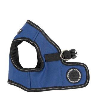 Puppia Puppia Trek Harness model B Royal Blue