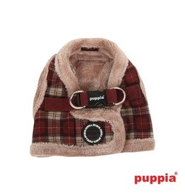Puppia Puppia Barron Harness model B wine