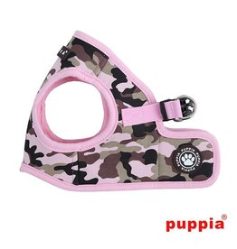 Puppia Puppia Legend Harness model B Pink Camo