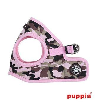 Puppia Puppia Legend Harness model B Pink Camo