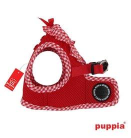Puppia Puppia Vivien Harness model B red
