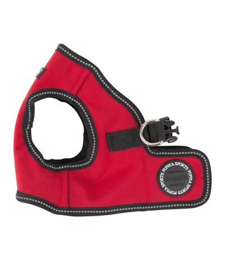 Puppia Puppia Trek Harness model B Red