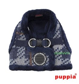 Puppia Puppia Eldric Harness model B Navy