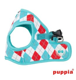 Puppia Puppia Argyle Harness model B  (alleen small)