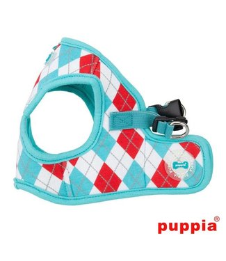 Puppia Puppia Argyle Harness model B  (alleen small)