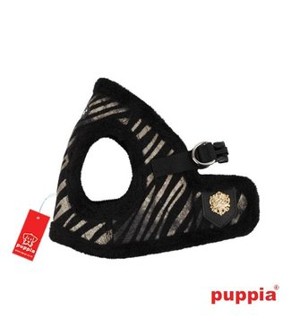 Puppia Puppia Polar Harnass model B black