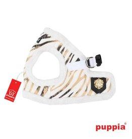 Puppia Puppia Polar Harnass model B white ALLEEN XLARGE!