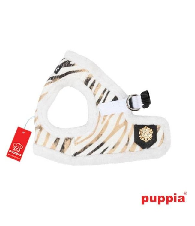 Puppia Puppia Polar Harnass model B white