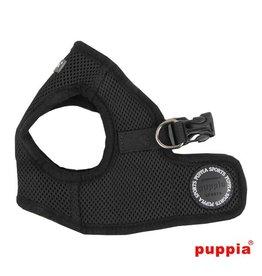 Puppia Puppia Soft Harness model B black