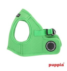 Puppia Puppia Soft Harness model B green