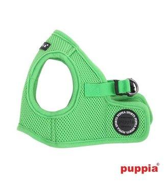 Puppia Puppia Soft Harness model B green