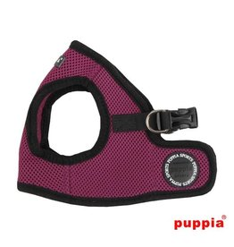 Puppia Puppia Soft Harness model B purple