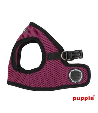Puppia Puppia Soft Harness model B purple