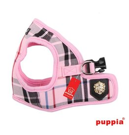 Puppia Puppia Junior Harness model B pink