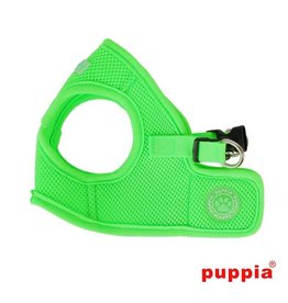 Puppia Puppia Soft Harness model B Neon green