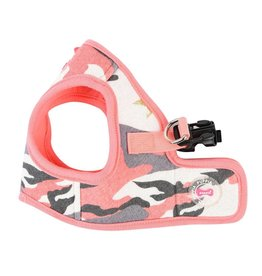 Puppia Puppia Ensign Harness Model B Pink Camo