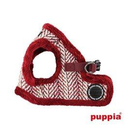 Puppia Puppia Oz Harness model B wine (alleen Large )