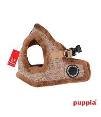 Puppia Puppia Wafer Harness model B Beige ( ALLEEN L )