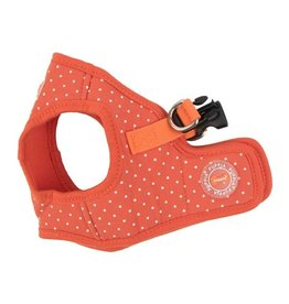 Puppia Puppia Dotty Harness II Model B Orange