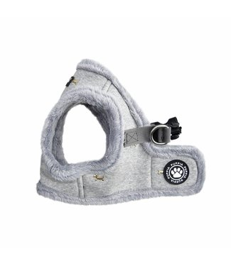 Puppia Puppia Gia Harness model B Grey ( alleen large)