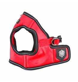 Puppia Puppia Legacy Harness model B Red