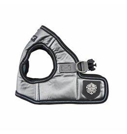 Puppia Puppia Legacy Harness model B Grey ( ALLEEN MEDIUM)