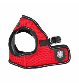 Puppia Puppia Thermal Soft Harness model B Red