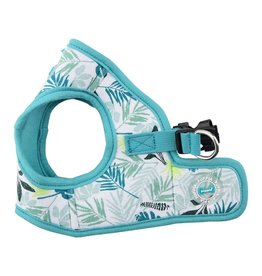 Puppia Puppia Rowan Harness Model B Aqua