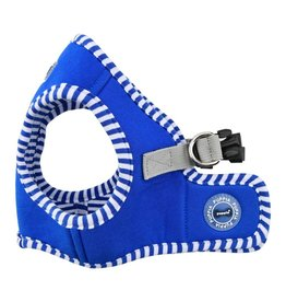 Puppia Puppia Naunet Harness model B Royal Blue
