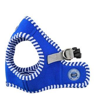 Puppia Puppia Naunet Harness model B Royal Blue