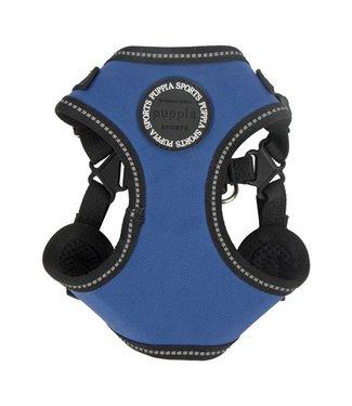 Puppia Puppia Trek harness model C Royal Blue