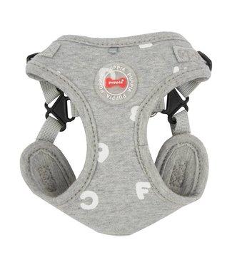 Puppia Puppia Algo Harness model C Grey