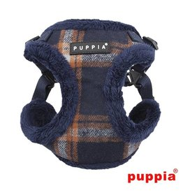 Puppia Puppia Kemp Harness model C Navy